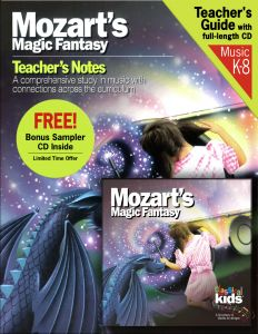 Classical Kids - Mozart's Magic Fantasy (Bundle)